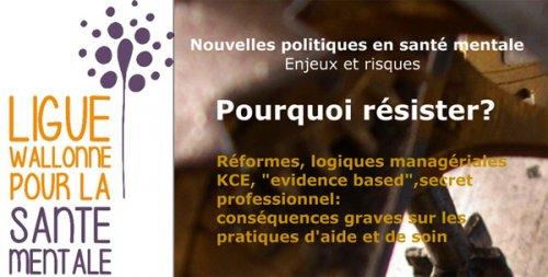 «La voie juridique: un certain niveau de résistance»